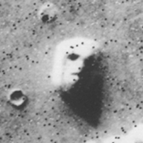 face on mars and moon -#main